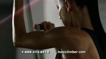 MaxiClimber TV Spot, 'Intensa tonificación muscular' [Spanish] - Thumbnail 3