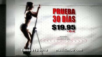 MaxiClimber TV Spot, 'Intensa tonificación muscular' [Spanish] - Thumbnail 7