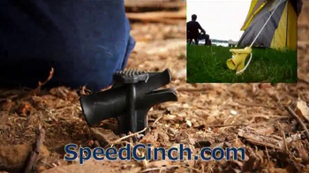 Speed Cinch TV Spot, 'Outdoor Staking Tasks' - Thumbnail 2