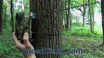 Speed Cinch TV Spot, 'Outdoor Staking Tasks' - Thumbnail 4