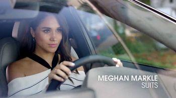 Lexus RX TV Spot, 'USA Network: Suits' Feat. Meghan Markle, Daniel Boulud - 27 commercial airings