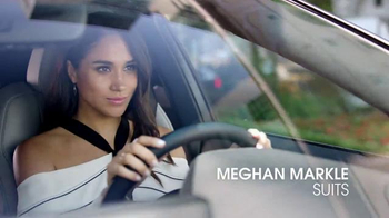 Lexus RX TV Spot, \'USA Network: Suits\' Feat. Meghan Markle, Daniel Boulud