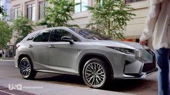 Lexus RX TV Spot, 'USA Network: Suits' Feat. Meghan Markle, Daniel Boulud - Thumbnail 7