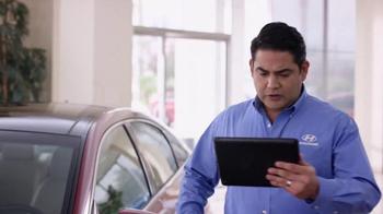 Hyundai Summer Sales Event TV Spot, 'Nervous Salesman: Elantra' - Thumbnail 1