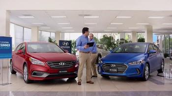 Hyundai Summer Sales Event TV Spot, 'Nervous Salesman: Elantra' - Thumbnail 6