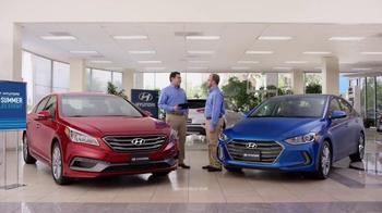 Hyundai Summer Sales Event TV Spot, 'Nervous Salesman: Elantra' - Thumbnail 2
