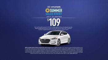 Hyundai Summer Sales Event TV Spot, 'Nervous Salesman: Elantra' - Thumbnail 5