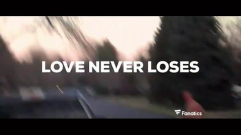 Fanatics.com TV Spot, 'Love Never Loses: The Win' - Thumbnail 3