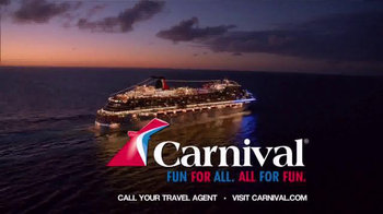 Carnival TV Spot, 'Your Definition of Fun' - Thumbnail 8