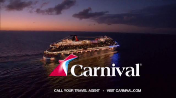 Carnival TV Spot, 'Your Definition of Fun' - Thumbnail 7