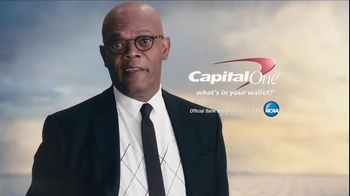Capital One Quicksilver TV Spot, 'Doors' Featuring Samuel L. Jackson - Thumbnail 7