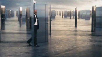 Capital One Quicksilver TV Spot, 'Doors' Featuring Samuel L. Jackson - 4865 commercial airings