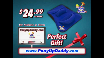 Pony Up Daddy TV Spot, 'Pony Ride Anytime' - Thumbnail 9