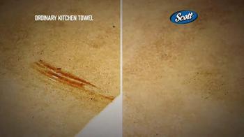 Scott Shop Towels TV Spot, 'No Kitchen Products' - Thumbnail 4