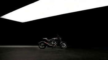 Arch Motorcycle Company KRGT-1 TV Spot, 'Push In' - Thumbnail 1