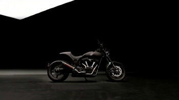 Arch Motorcycle Company KRGT-1 TV Spot, 'Push In' - Thumbnail 4
