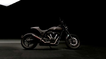 Arch Motorcycle Company KRGT-1 TV Spot, 'Push In'