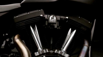 Arch Motorcycle Company KRGT-1 TV Spot, 'Push In' - Thumbnail 9