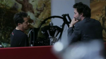 Arch Motorcycle Company KRGT-1 TV Spot, 'Build' Featuring Keanu Reeves - Thumbnail 5