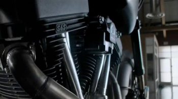 Arch Motorcycle Company KRGT-1 TV Spot, 'Build' Featuring Keanu Reeves - Thumbnail 6