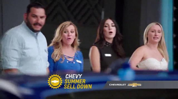 Chevrolet Summer Sell Down TV Spot, 'Find Your Tag' - Thumbnail 6
