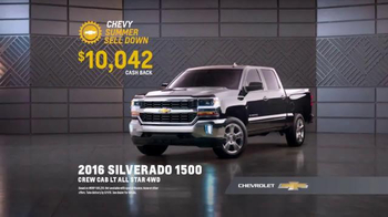 Chevrolet Summer Sell Down TV Spot, 'Find Your Tag' - Thumbnail 9