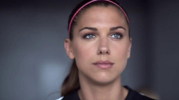 Chobani TV Spot, 'Alex Morgan's #NoBadStuff Philosophy' - 3 commercial airings