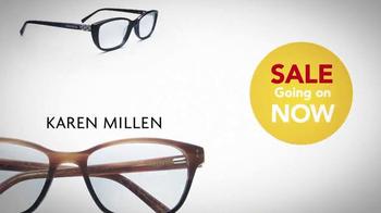 America's Best Contacts and Eyeglasses Karen Millen Sale TV Spot, 'Flying' - Thumbnail 5