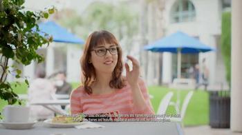 America's Best Contacts and Eyeglasses Karen Millen Sale TV Spot, 'Flying' - Thumbnail 1