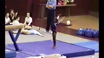 NBC Gold Map TV Spot, 'Find Your Path: Gymnastics' - Thumbnail 2