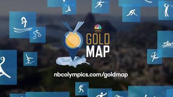 NBC Gold Map TV Spot, 'Find Your Path: Gymnastics' - Thumbnail 9