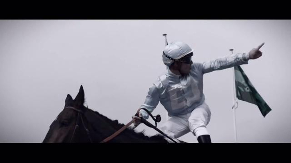 Longines TV Commercial, 'Horse Racing' Featuring Maxime Guyon