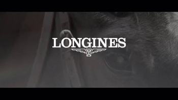 Longines TV Spot, 'Horse Racing' Featuring Maxime Guyon - Thumbnail 1