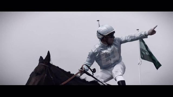 Longines TV Spot, 'Horse Racing' Featuring Maxime Guyon