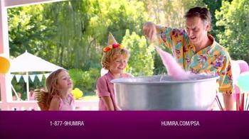 HUMIRA TV Spot, 'Body of Proof' - Thumbnail 7
