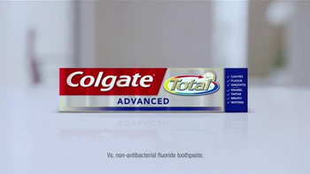 Colgate Total TV Spot, 'Brushing Your Teeth for Good Oral Health' - Thumbnail 6