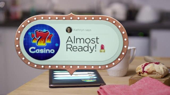 Big Fish Casino TV Spot, 'Playcation' - Thumbnail 2