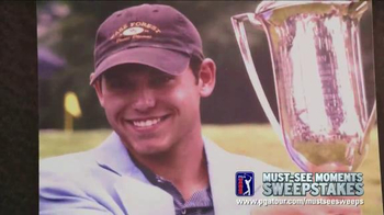 PGA TOUR Must-See Moments Sweepstakes TV Spot, 'Strong Foundation' - 66 commercial airings