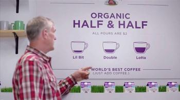 Organic Valley Half & Half TV Spot, 'Pasture-Raised Coffee' - Thumbnail 8