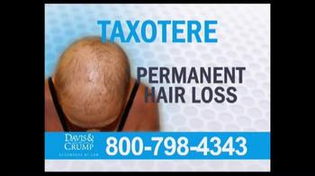 Davis & Crump, P.C. TV Spot, 'Taxotere' - Thumbnail 2