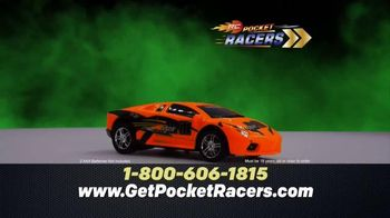 RC Pocket Racers TV Spot, 'You Wanna Race?'