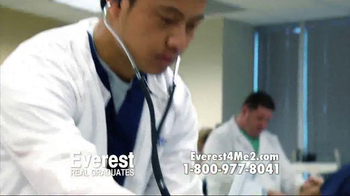 Everest College TV Spot, 'Leave With a Career' - Thumbnail 4