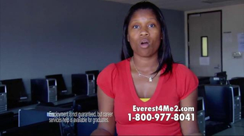 Everest College TV Spot, 'Leave With a Career' - Thumbnail 7