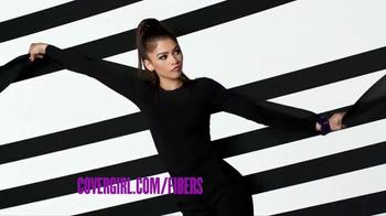 CoverGirl Super Sizer Fibers Mascara TV Spot, 'Check This Out' Ft. Zendaya - Thumbnail 7