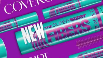 CoverGirl Super Sizer Fibers Mascara TV Spot, 'Check This Out' Ft. Zendaya - Thumbnail 2