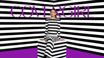 CoverGirl Super Sizer Fibers Mascara TV Spot, 'Check This Out' Ft. Zendaya - Thumbnail 3