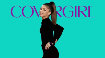 CoverGirl Super Sizer Fibers Mascara TV Spot, 'Check This Out' Ft. Zendaya - Thumbnail 5