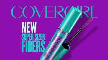 CoverGirl Super Sizer Fibers Mascara TV Spot, 'Check This Out' Ft. Zendaya - Thumbnail 6