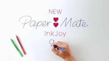 Paper Mate InkJoy Gel Pens TV Spot, 'Cat' - Thumbnail 1