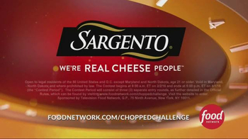 Food Network Chopped Challenge TV Spot, 'Sargento: Round 3' - Thumbnail 8